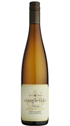 2018 Singlefile Single Vineyard Mount Barker Riesling