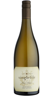 2019 Singlefile Single Vineyard Mount Barker Fumé Blanc