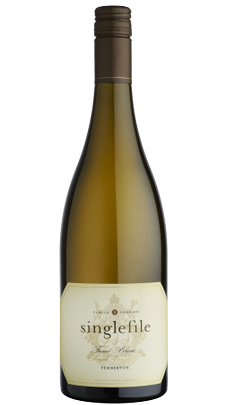 2018 Singlefile Single Vineyard Pemberton Fumé Blanc