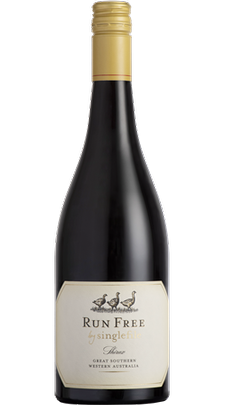 2017 Run Free by Singlefile Shiraz