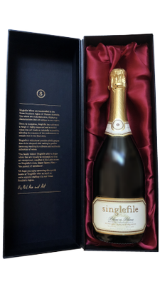 2011 Singlefile Denmark Blanc de Blancs with Gift Box