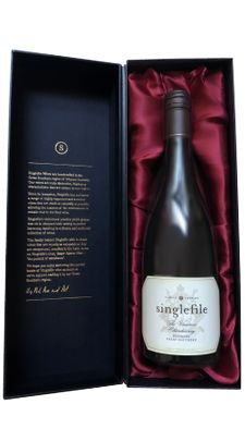 2015 Singlefile 'The Vivienne' Chardonnay with Gift Box