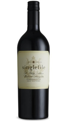 Singlefile 2013 'The Philip Adrian' Cabernet Sauvignon